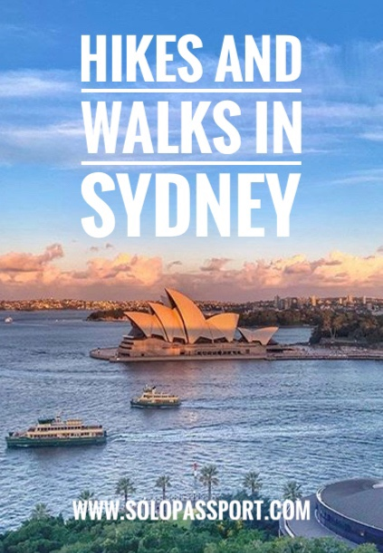 Walks in Sydney